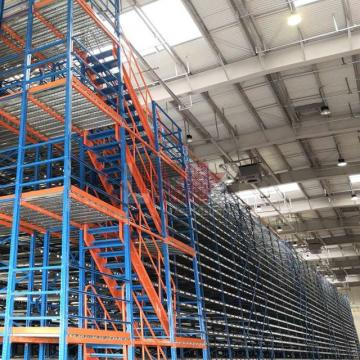 Wholesale Hoifat industrial grade commercial warehouse pallet heavy duty metal upright frame garage rack wire shelving