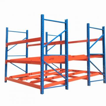 Adjustable Layers Stacking Garage Storage Shelving Rack For Warehouse Direct From Factory