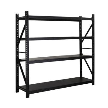 5 tier heavy steel quick assembly wall garage warehouse shelving unit