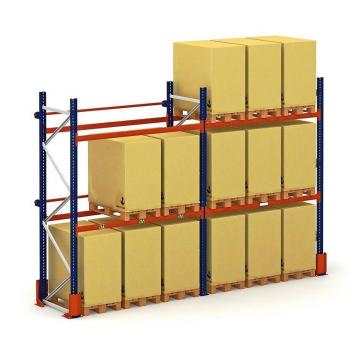 aluminium profile storage rack multi-level aluminium pallet rack display shelf