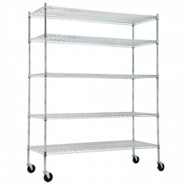 free of assembly modular decorative multi functioninventory storage shelves