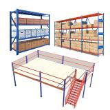 PVC Pipe Storage Steel Metal Sheet Cantilever Rack for timber storage racking cantilever arm rack
