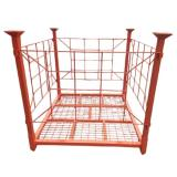 Metal slotted light weight steel iron display goods shelf storage rack angle iron rack